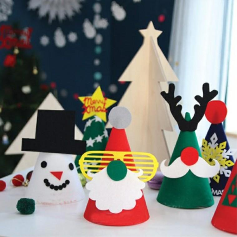 Manualidades navide as para decorar el interior - Manualidades para decorar el arbol de navidad ...