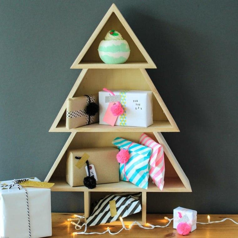 hacer un árbol de navidad original interior
