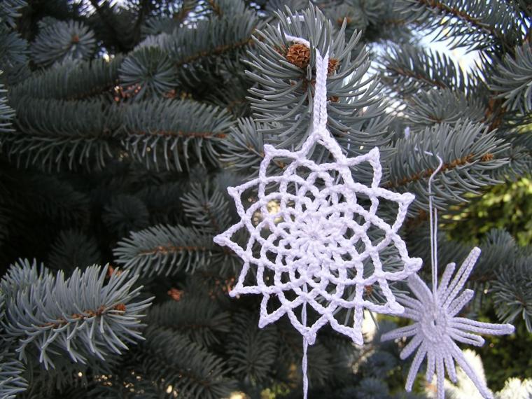 ideas decoracion navidad estrellas moderno