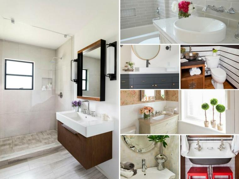 ideas originales reforma baño