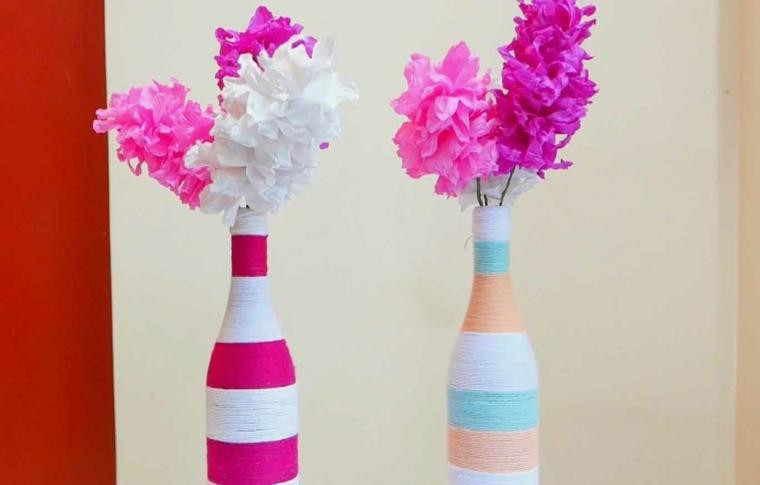 Ideas para manualidades f ciles para hacer en casa - Construir y decorar casas ...