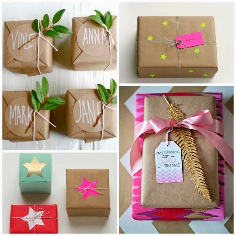 Ideas para manualidades f ciles para hacer en casa - Envoltorios originales para regalos ...