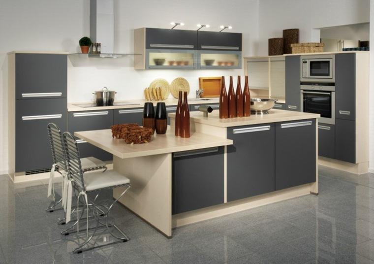 Remodelaci n de cocinas modernas y elegantes for Remodelacion de cocinas pequenas