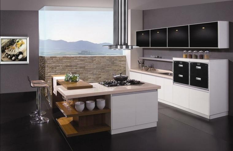Remodelaci n de cocinas modernas y elegantes for Ideas para remodelar mi cocina
