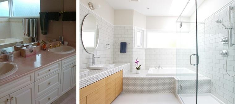 Reformas de baños - las ideas más originales e inspiradoras
