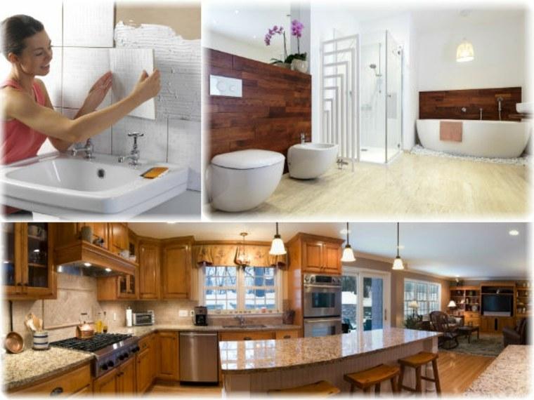 ideas remodelaciones del hogar residencia