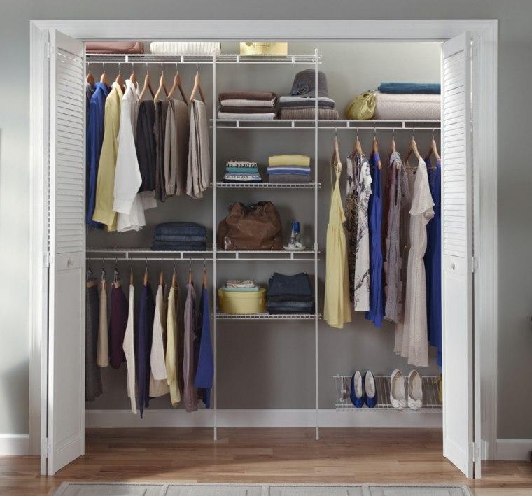 interiores de armarios femeninos