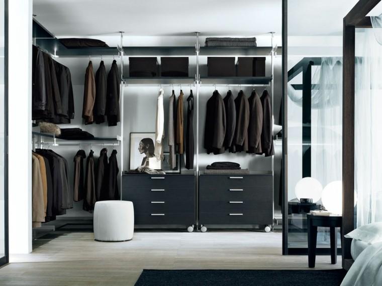 interiores de armarios hombres