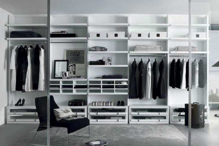interiores de armarios roperos hombres