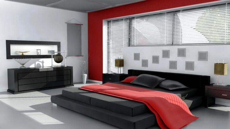 interiores de diseño dormitorio