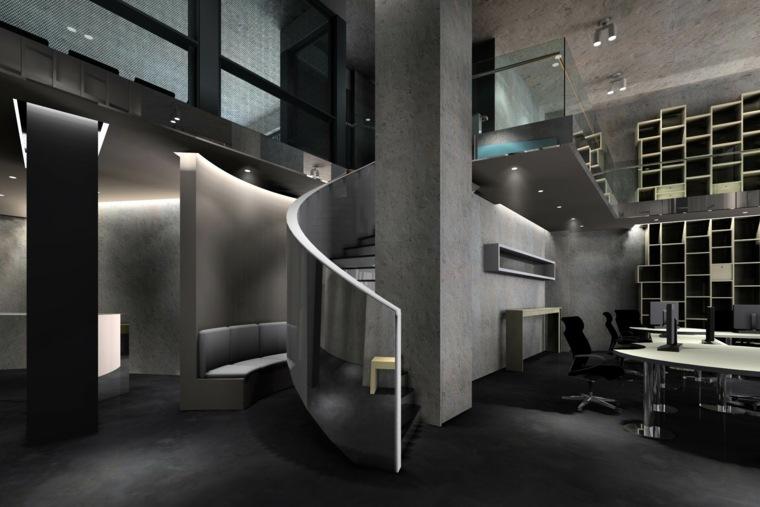 interiores de diseño modernos salón