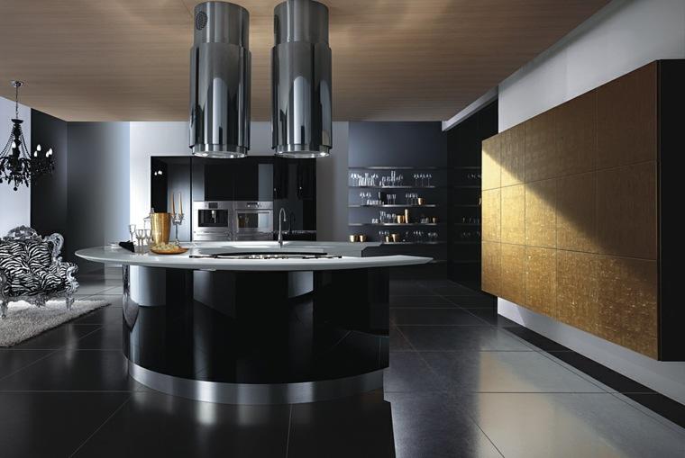 interiores de diseño modernos