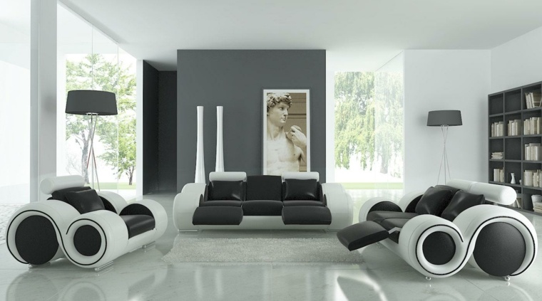 interiores de diseño salón