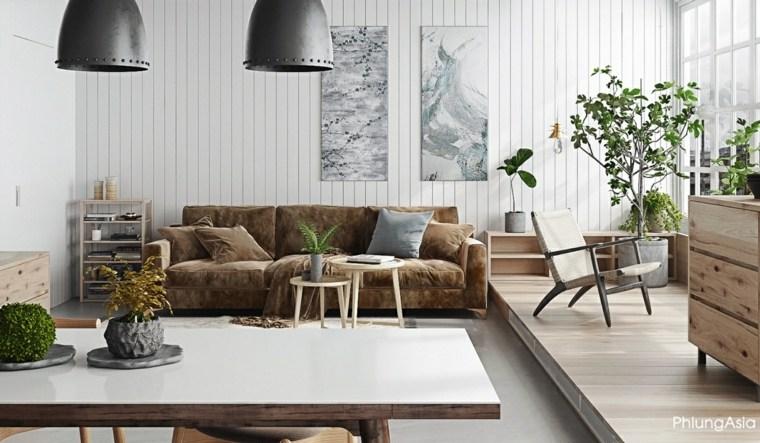 interiorismo asia muebles madera metales