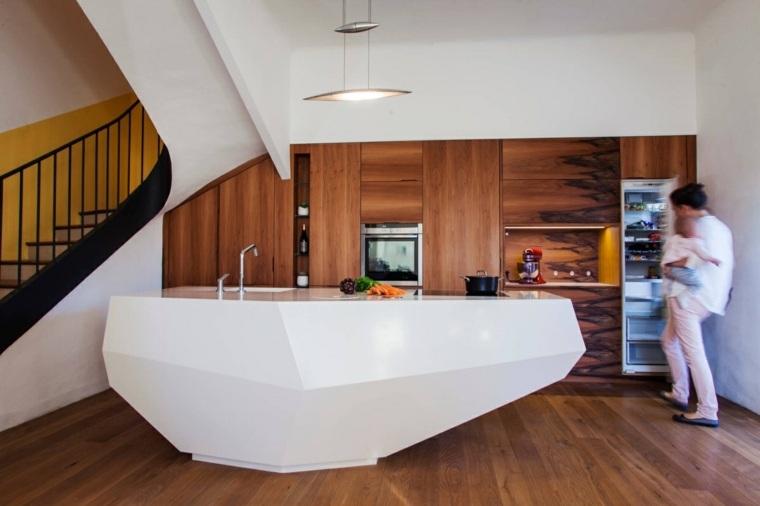 isla cocina Charlotte Raynaud Studio