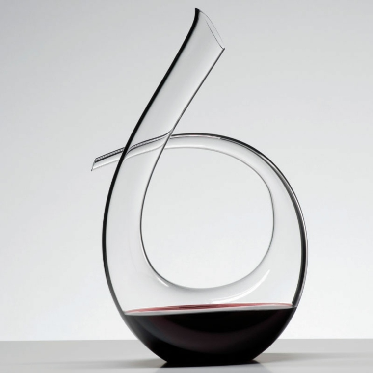 jarras de cristal vino