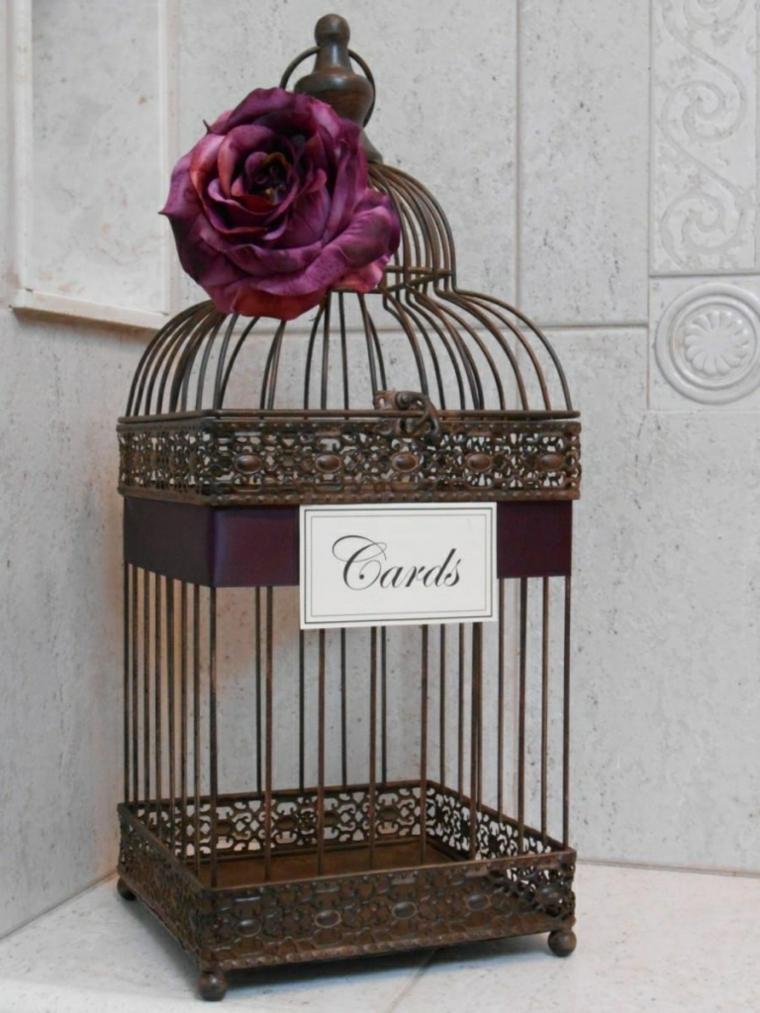 Jaulas Decoracion Bodas ~ La decoraci?n con jaulas para las bodas, un estilo original