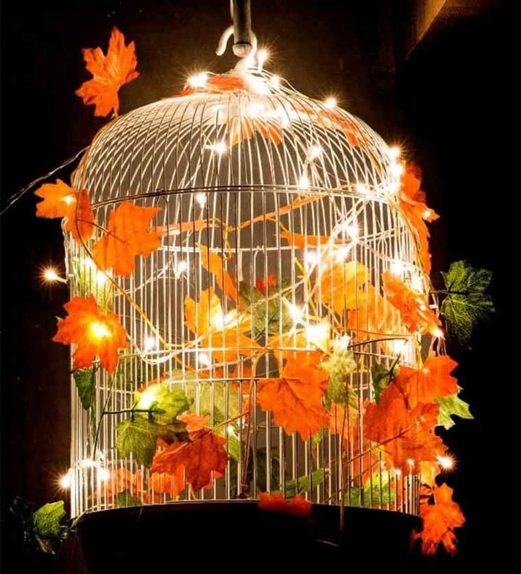 jaulas de decoracin canarios