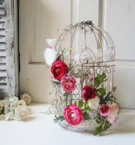 jaulas de decoracin para el interior