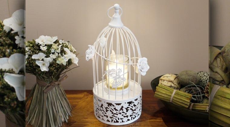 Jaulas Para Decoracion Baratas ~ Unas jaulas decoradas para modeficar el interior de vuestra casa