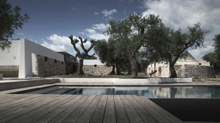 la casa grande espacios luca zanaroli piscina ideas