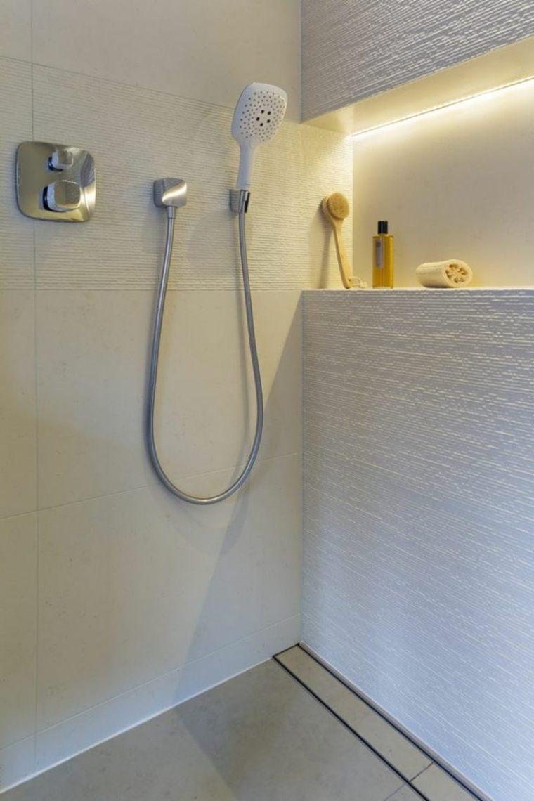 luces led cabina ducha