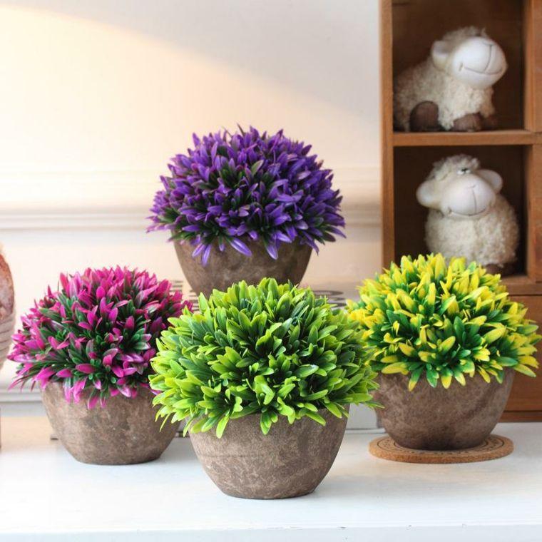 Maceteros decorativos para el interior - Macetas originales para plantas ...