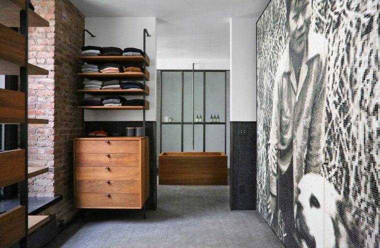 madera elementos paredes decoradas acento
