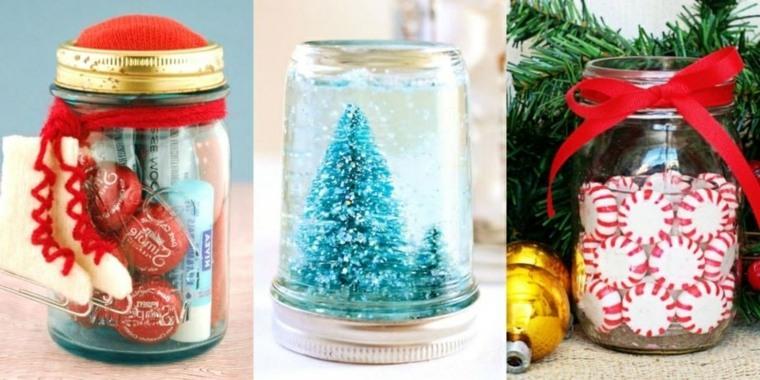 manualidades para decorar en navidad interior