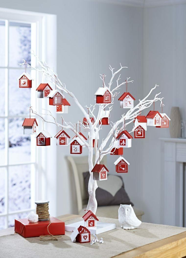 manualidades de navidad para ninos calendario de adviento ideas