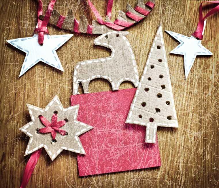 Manualidades de navidad para ni os 24 ideas divertidas - Detalles de navidad manualidades ...