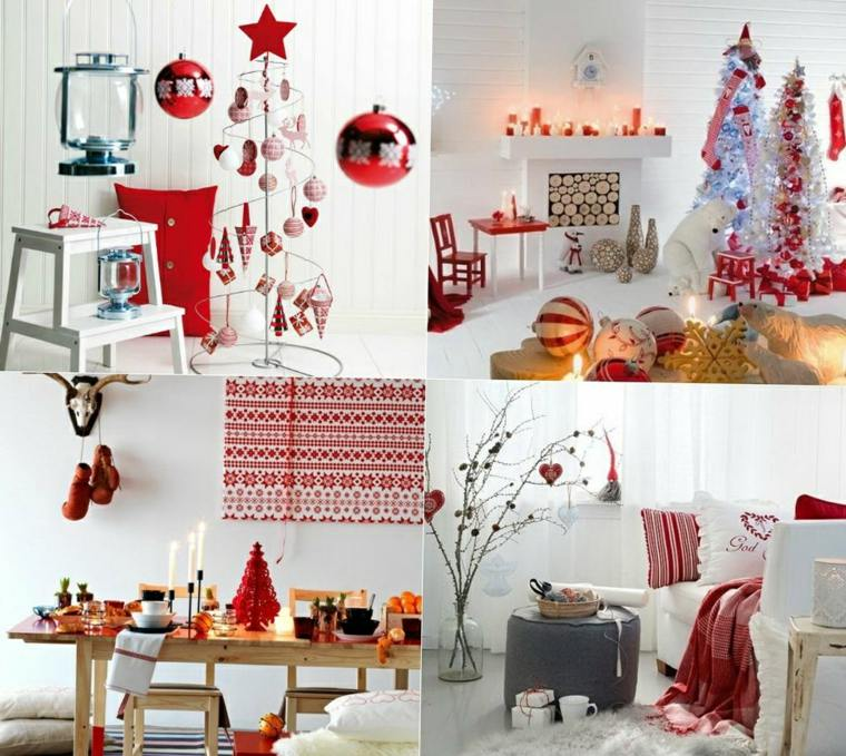 manualidades en navidad decorar