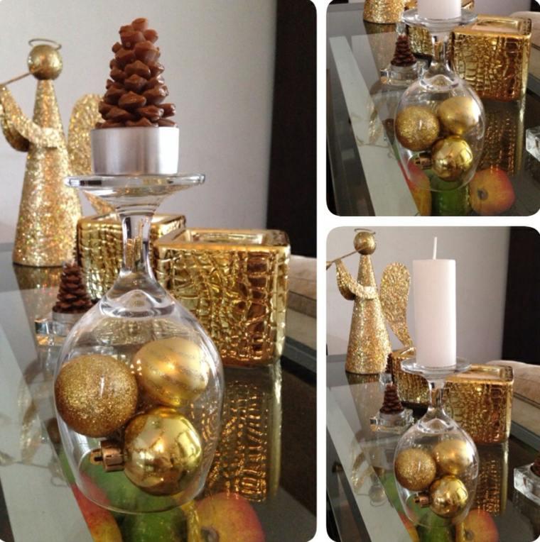 manualidades navideñas bolas