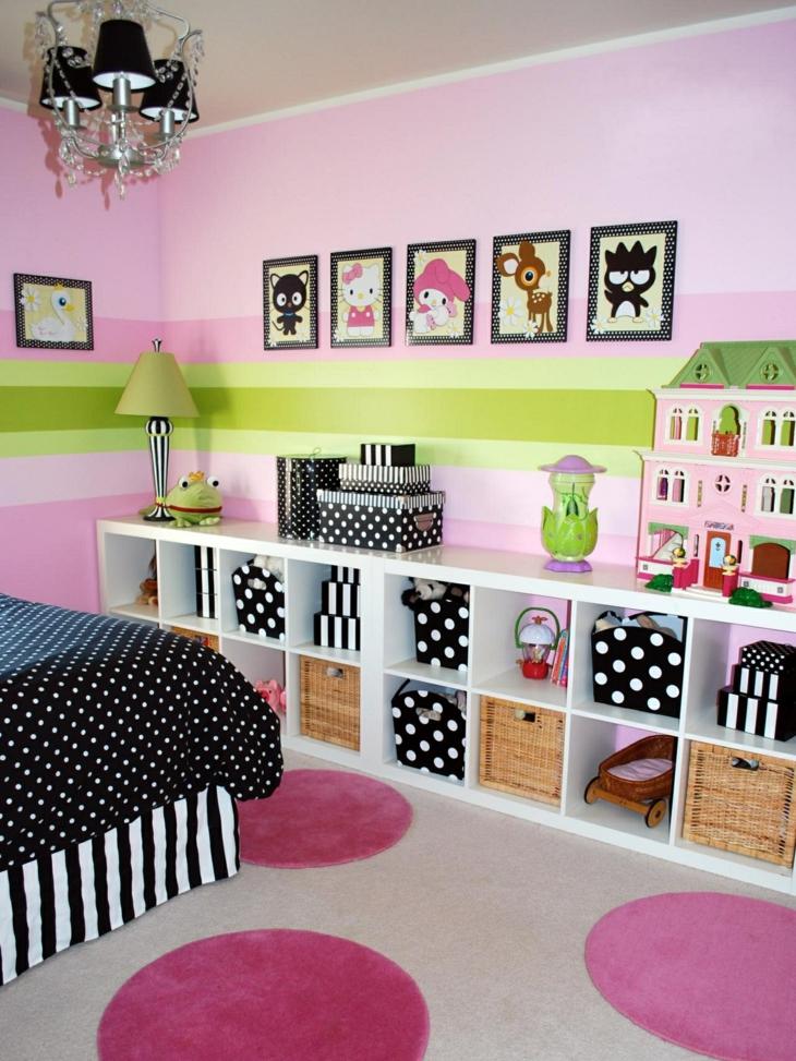 variantes muebles decoraciones rosa tonos