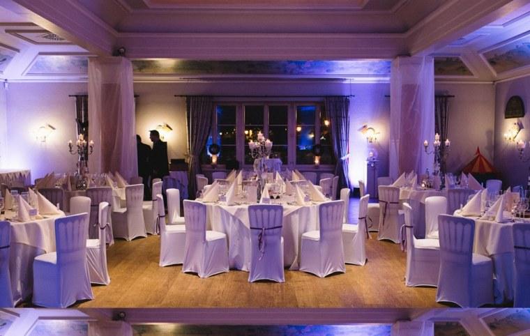 mesa invierno boda decoracion opciones ideas