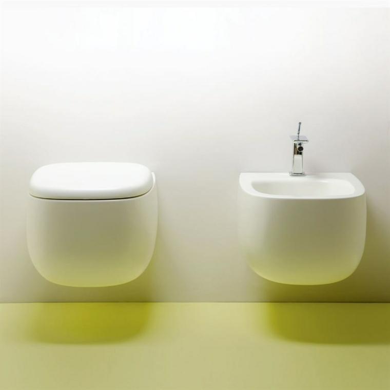 muebles baño estilo minimalista