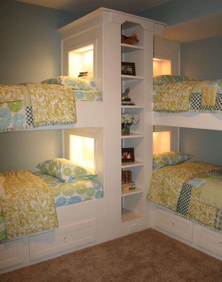 muebles para ahorrar espacio habitación