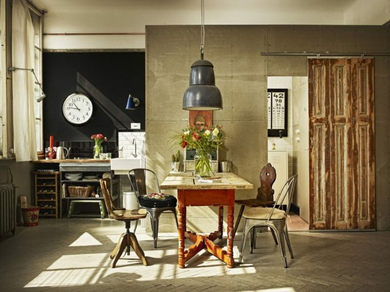 muebles comedor apartamento disenado az design studio ideas
