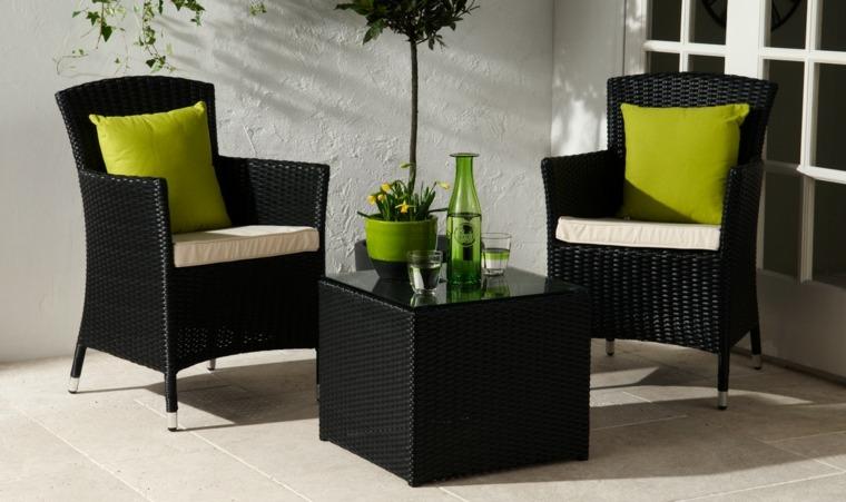 muebles de terraza y jardín decoración exterior