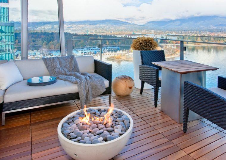 muebles de terraza y jardín decoración