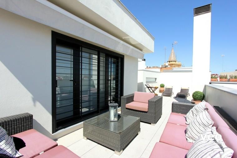 muebles de terraza y jardín exterior