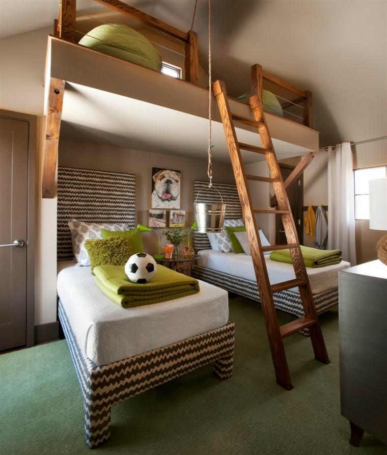 muebles para ahorrar espacio interior