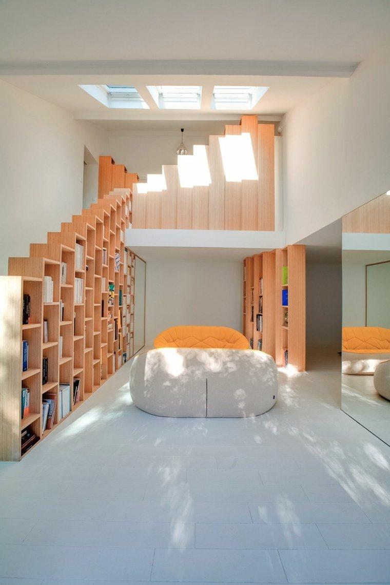 muebles para ahorrar espacio interior moderno
