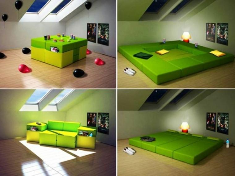 muebles para espacios pequeños interior