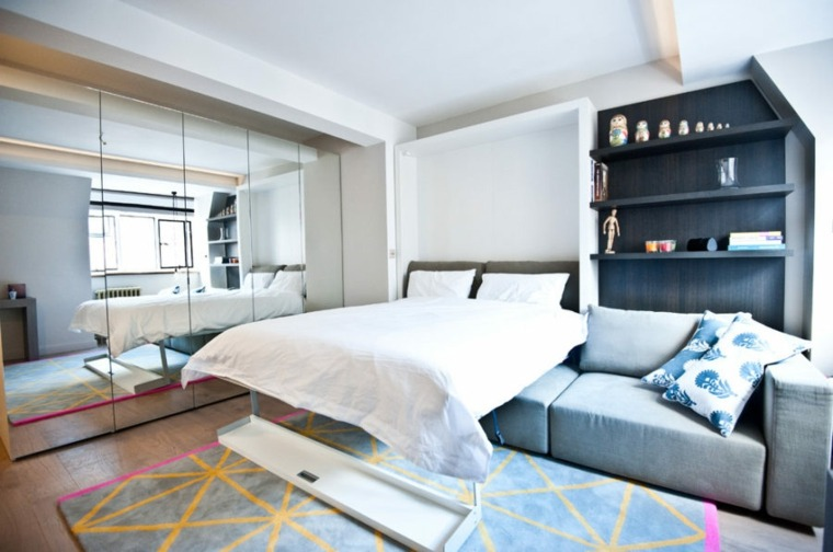 muebles para poco espacio interior
