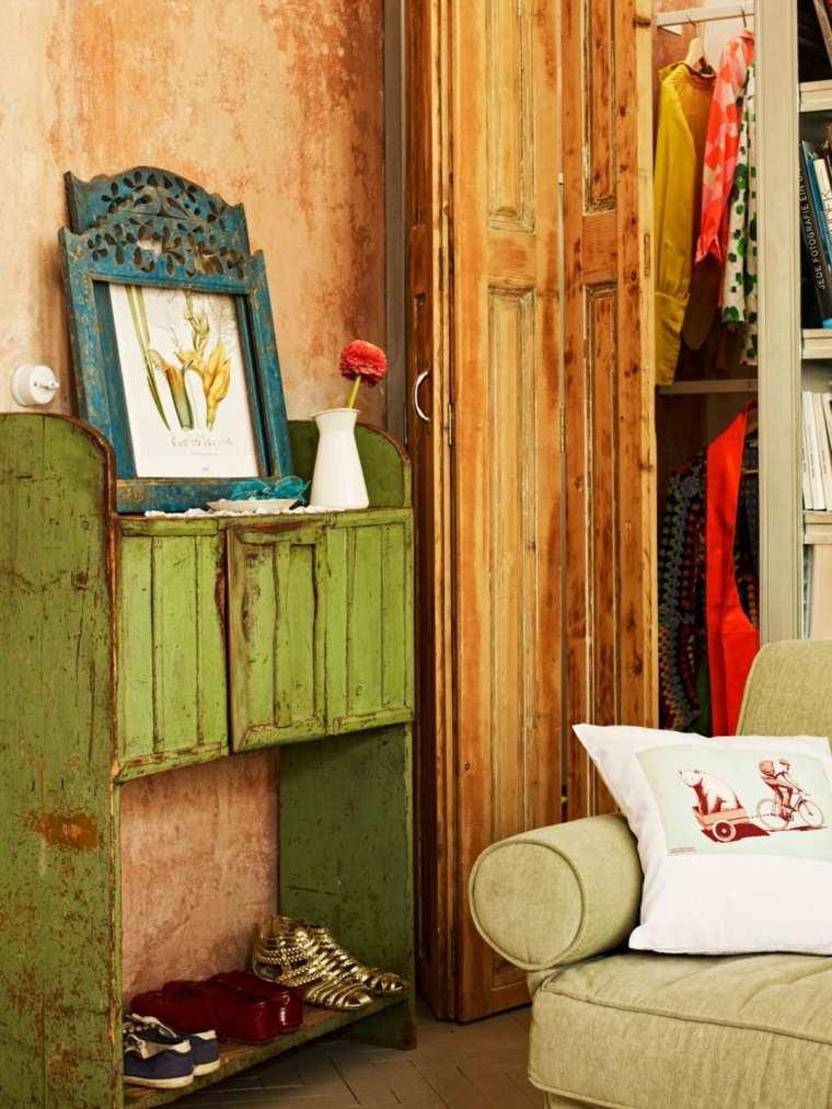 muebles retro apartamento disenado az design studio ideas