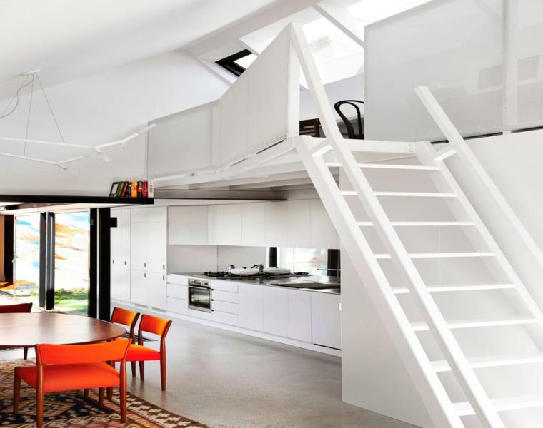 original cocina moderna blanca
