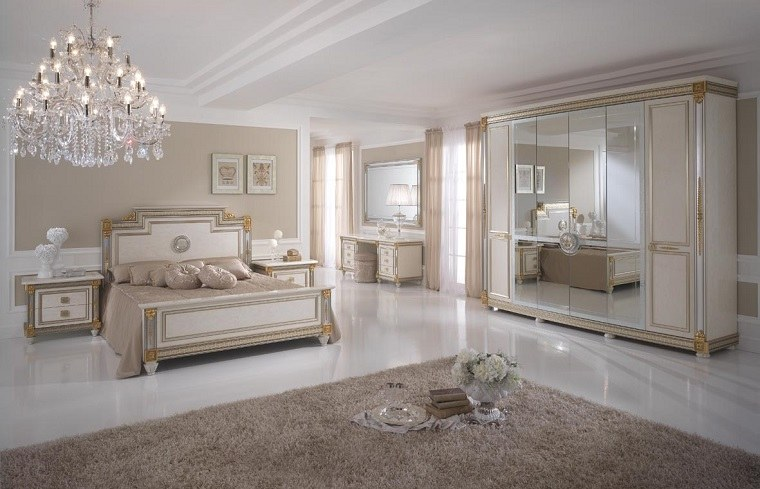 opciones originales muebles clasicos dormitorio ideas