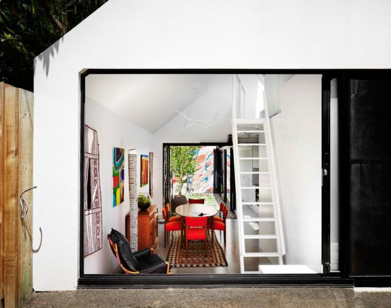 original diseño interior salon