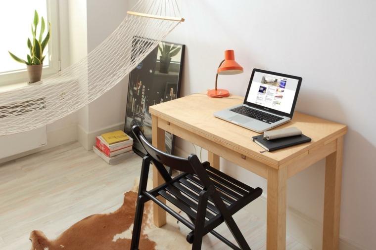 original diseño escritorio moderno madera